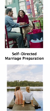 Self-directed marriage preparation is affordable and fun.